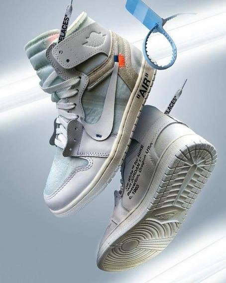 *+* Zapatillas Importadas/ Nike Jordan Retro 1/ Hombre *+*