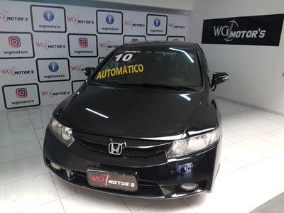 Civic 1.8 Lxs Automático 2010