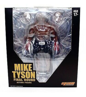 Mike Tyson Final Round The Tattoo Storm Collectibles