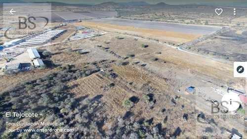 Terreno En Venta En Tejocote, Tequisquiapan, Queretaro - Gps