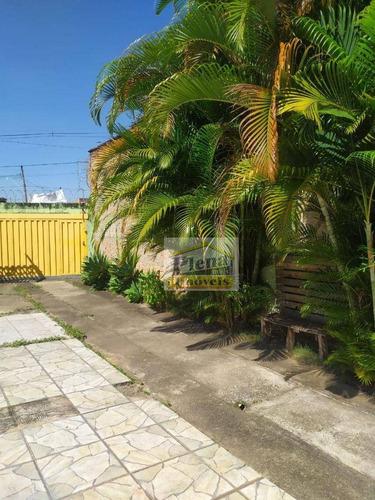 Chácara Com 1 Dormitório À Venda, 272 M² Por R$ 240.000,00 - Jardim Picerno I - Sumaré/sp - Ch0148