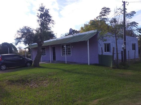 Casa Nueva Con Terreno Esquinero