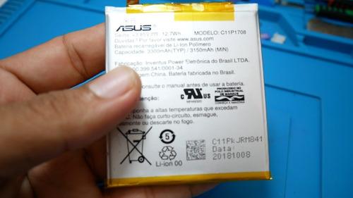 Bateria Original Do Zenfone 5 620kl