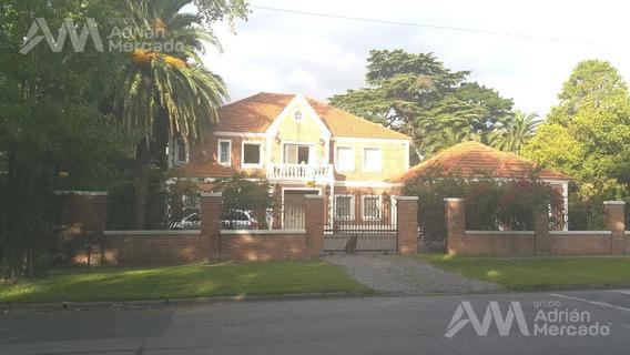 Casa En Venta Y Alquiler 6 Amb En Las Lomas De San Isidro