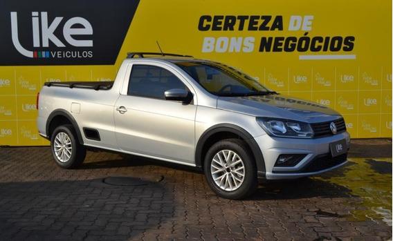 Volkswagen Saveiro Tl 2017