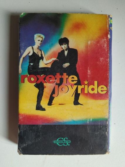 Roxette Joyride Maxi Single Re Mix Cassette Usa Duncant
