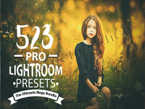 523 Premium Lightroom Preset Collections Presets Fotográfias