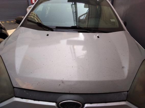 Ford Fiesta 2011 Plata