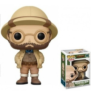 Funko Pop! Movies Jumanji Professor Shelly Oberon - Funko Po