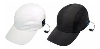 Gorra Con Conexión Bluetooth Auriculares Incorporados Kanji