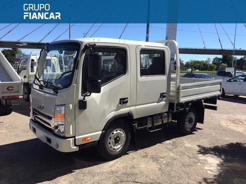 Jac 1035 D/cabina Pantalla Y Camara De Retroceso 2021 0km