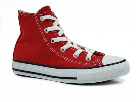 Converse Chuck Bota Rojo Adulto Unisex Originales M9621c