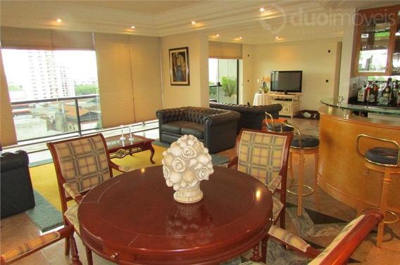 Apartamento Com 3 Dormitórios À Venda, 250 M² Por R$ 1.300.000,00 - Centro - Piracicaba/sp - Ap0493