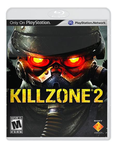 Killzone 2 - Novo Original Playstation Ps3