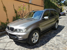 Bmw X5 3.0 I Top Line At 2005