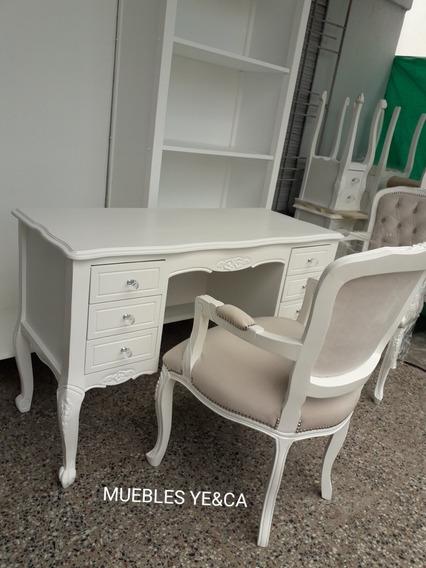 Escrutorio Versalle +silla Luiz Xv
