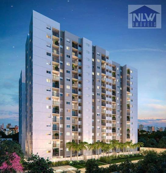 Apartamento À Venda, 60 M² Por R$ 414.000,00 - Vila Guilherme - São Paulo/sp - Ap1486