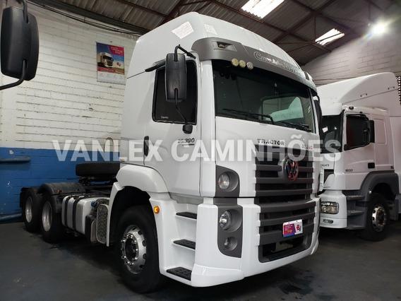 Vw 25390 6x2 Cabinado Ñ 25420 Fh Volvo Scania Mb 2544