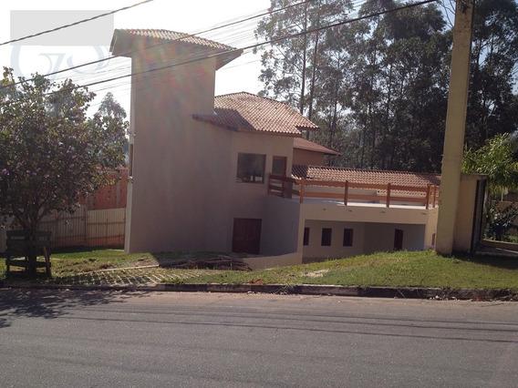 Casa Para Venda, 3 Dormitórios, Centro - Embu - 1825