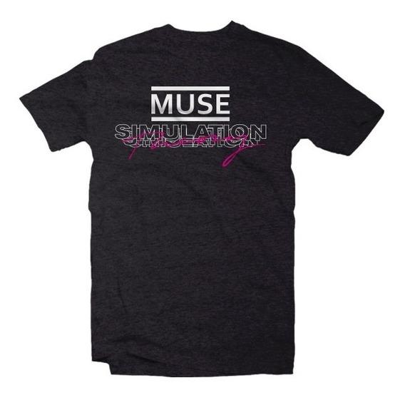Playeras Muse - 9 Modelos Disponibles!!!