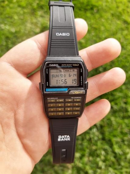 Relógio Casio Databank 150