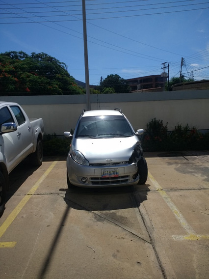 Chery Arauca Color Plata 2013