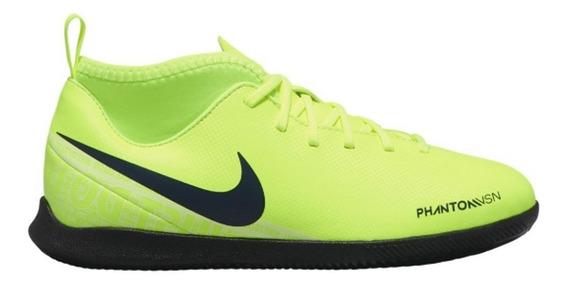 Tênis Futsal Nike Mercurial Phantom Vision Club Ic Infantil