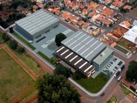 Galpão/depósito/armazém/barracão Para Alugar Em Paulinia - Gl00396 - 2294711