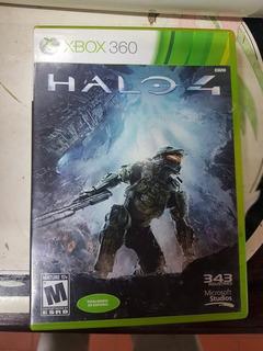 Juego X Box 360 Halo 4