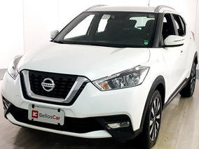 Nissan Kicks 1.6 16v Flexstart Sv Limited 4p Xtronic 201...