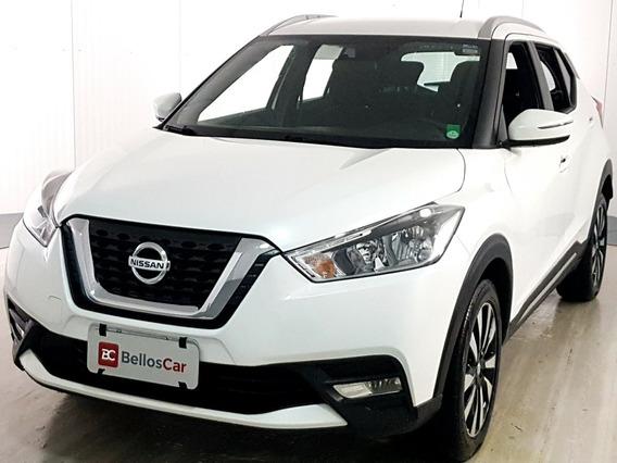 Nissan Kicks 1.6 16v Flexstart Sv Limited 4p Xtronic 201...