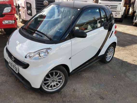 Smart Fortwo 1.0 Turbo 2p Coupé 2015