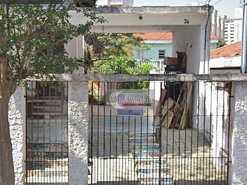 Imagem 1 de 2 de Terreno À Venda, 500 M² Por R$ 1.500.000,00 - Paraíso - Santo André/sp - Te0044