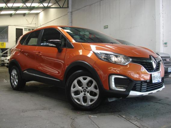 Renault Captur Intens 2018 Factura De Agencia Llantas Nuevas