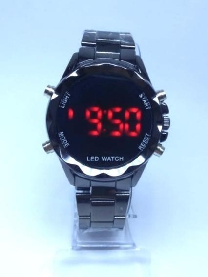 Kit Revenda 10 Relógios Femininos De Pulso Digital C/ Caixa