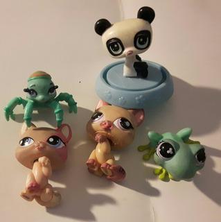 Littlest Pet Shop Lote X 5