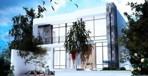 Moderna Casa Un Nivel En Pre-venta