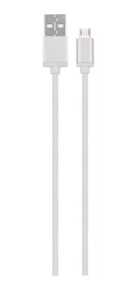 Smartogo Pack Economico Cabo Micro Usb Com Nylon 1,2m 40/cx