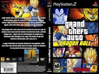 Kit 3 Jogos Gta Dragon Ball, Tropa De Elite E Rio De Janeiro