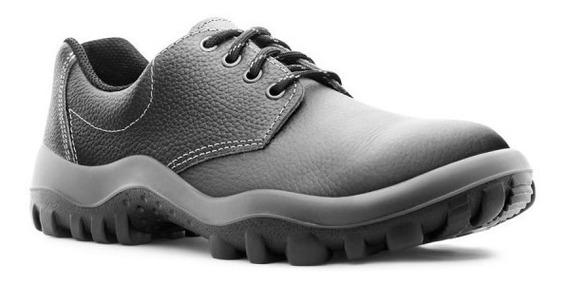Sapato De Segurança De Amarrar Safetline Bico Em Composite