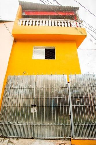 Sobrado Com 3 Dormitórios À Venda, 209 M² Por R$ 636.000,00 - Lauzane Paulista - São Paulo/sp - So2300