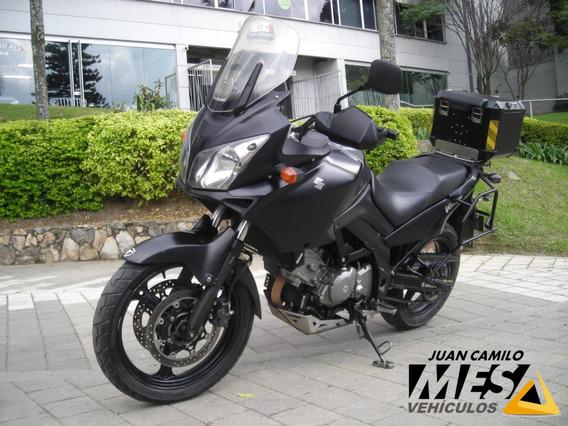 Suzuki Dl650 Vstrom 650 2012