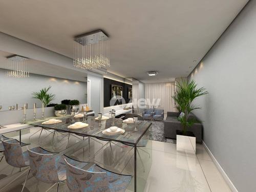 Imagem 1 de 16 de Apartamento Com 3 Dormitórios À Venda, 97 M² Por R$ 520.952,64 - Vila Nova - Novo Hamburgo/rs - Ap3019