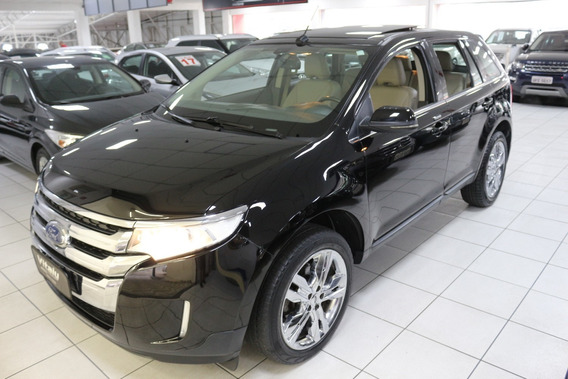 Ford Edge Limited 3 Teto Solar Suv 6cc