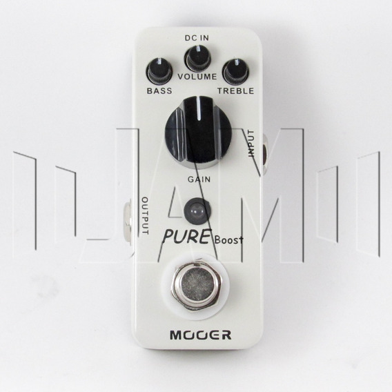 Pedal Mooer Pure Boost - Clean Boost