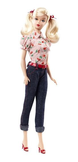 Barbie Collector Cherry Pie Picnic Cgt29 Nrfb