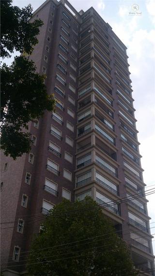 Apartamento Residencial À Venda, Aclimação, São Paulo. - Ap0056