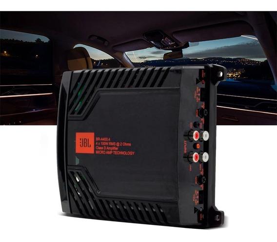 Amplificador Jbl Br-a400.4