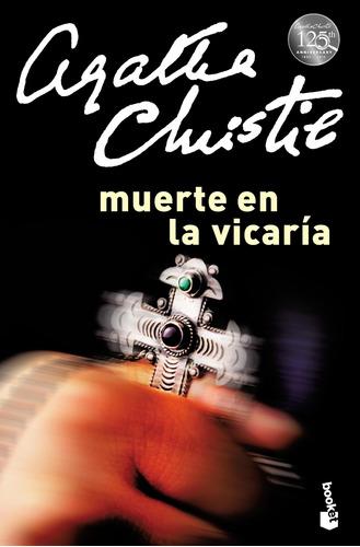 Imagen 1 de 1 de Muerte En La Vicaria Agatha Christie Booket