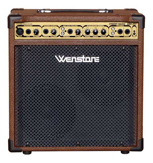 Amplificador Multiple Wenstone Kba-328 Multiproposito A Bate